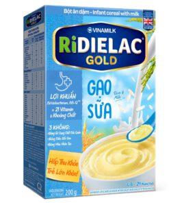 Bot Ridielac Gold Gao Sua Hg 200g