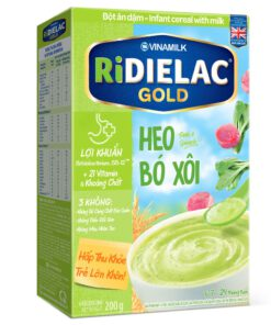 Bot Ridielac Gold Heo Bo Xoi Hg 200g