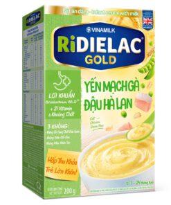 Bot Ridielac Gold Yen Mach Ga Dau Ha Lan Hg 200g