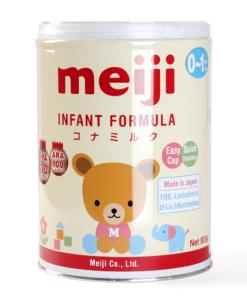 Sữa Meiji NK 0-1
